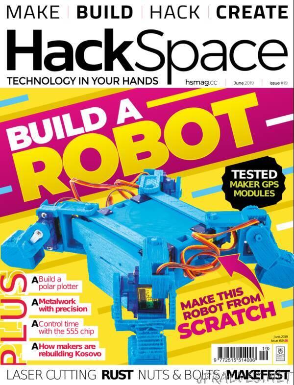 HackSpace magazine #19