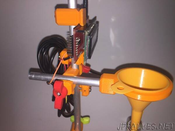 Stand, Clamps and Equipment Kit