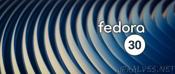 Announcing the release of Fedora 30