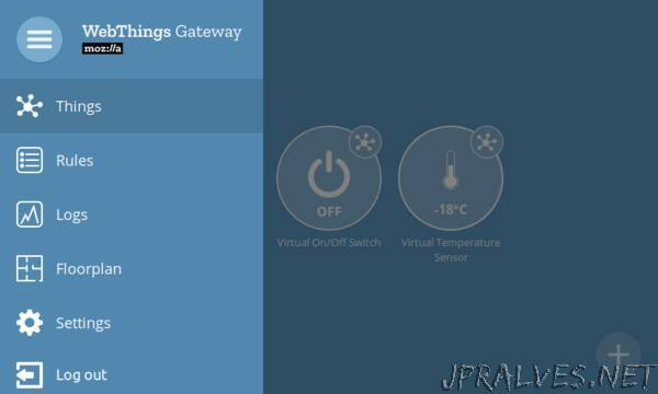 Introducing Mozilla WebThings