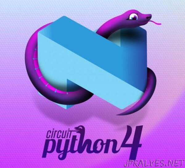 CircuitPython 4.0.1 released!