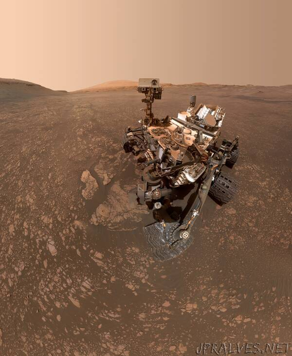NASA's Curiosity Mars Rover Finds a Clay Cache