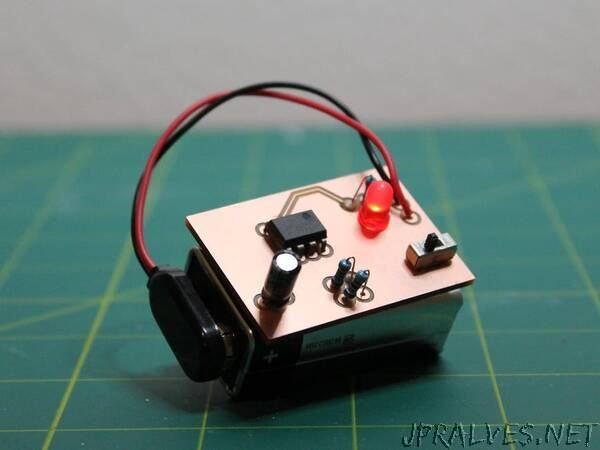 555 Timer - LED Blinkie