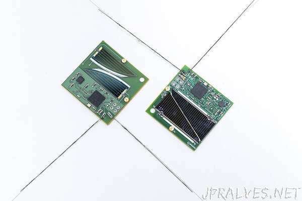 Stanford and NASA Ames researchers put inexpensive chip-size satellites into orbit