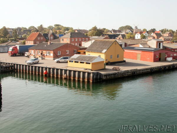 A step towards fully electric ferries