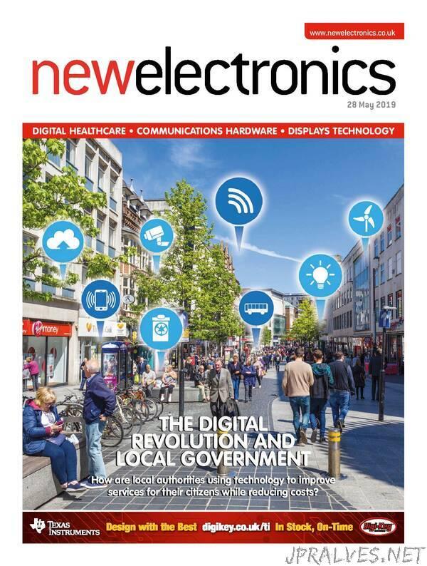newelectronics 28 Maio 2019