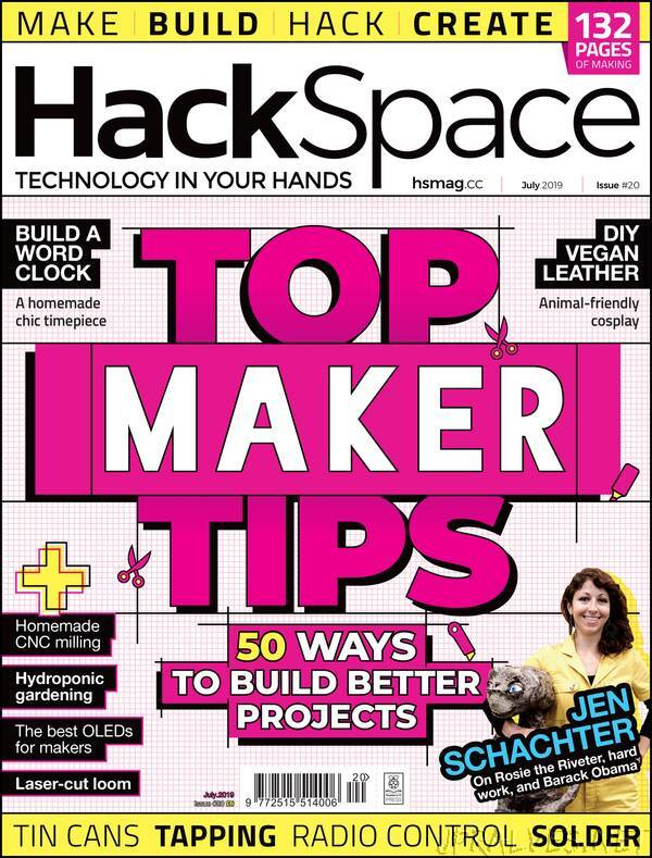 HackSpace magazine #20