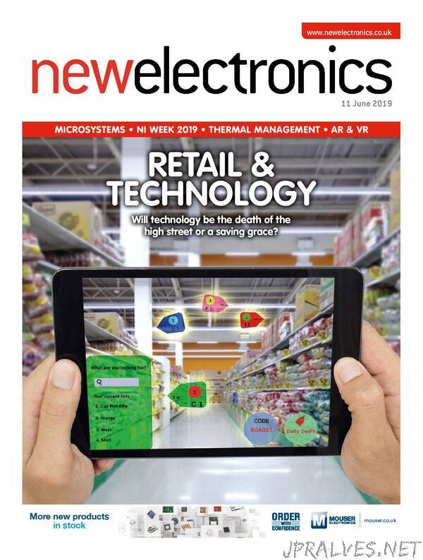 newelectronics 11 Junho 2019