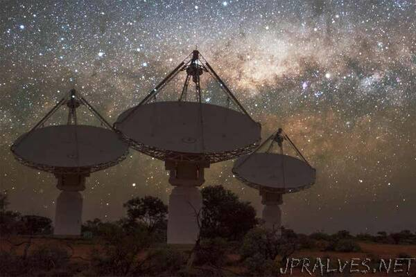 Mystery radio waves from space tracked to a surprising home galaxy