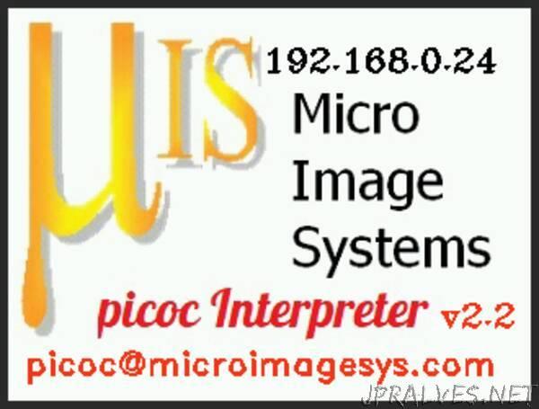 Run a C Language Interpreter on Your ESP32