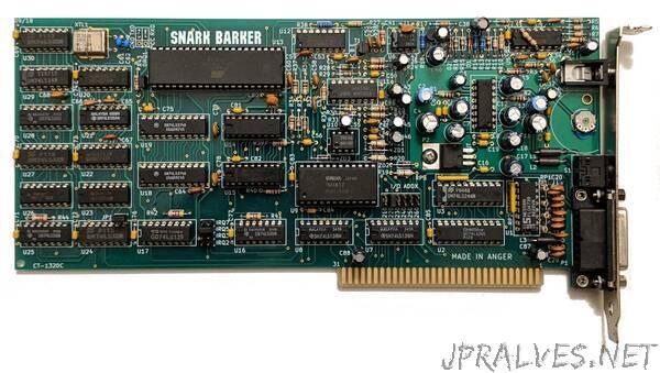 The Snark Barker - a SB 1.0 Clone