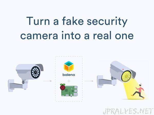 Turn a Fake CCTV Into a Real One with Raspberry Pi & WebRTC