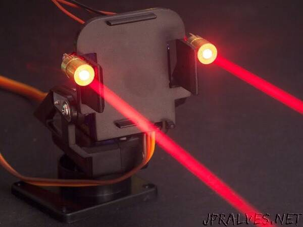 How to Make a Laser Turret for Your Cat