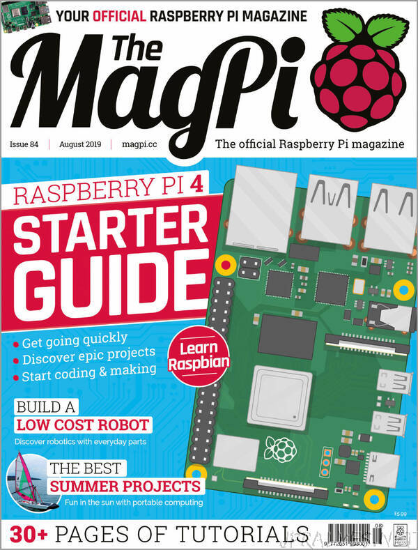 The MagPI 84