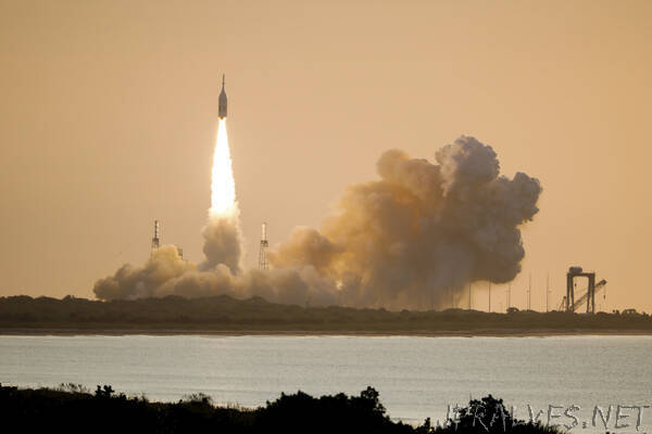 Ensuring Astronaut Safety: Lockheed Martin And NASA Successfully Demonstrate Orion Launch Abort System In Flight Test