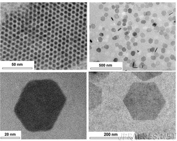 Synthesizing Single-Crystalline Hexagonal Graphene Quantum Dots
