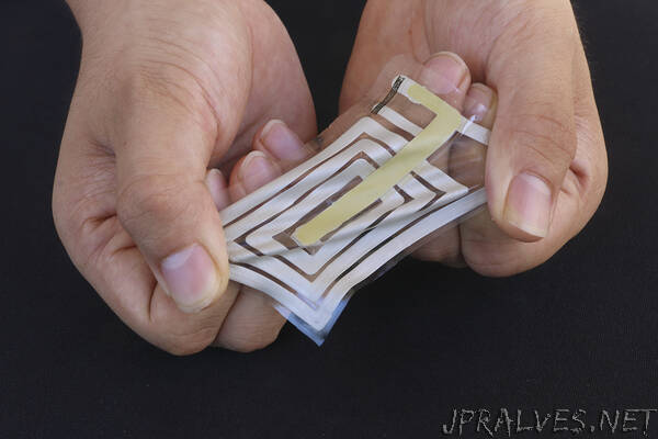 Stanford engineers have developed wireless sensors that stick to the skin to track our health