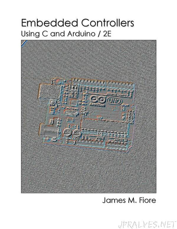 Embedded Controllers Using C and Arduino / 2E - Laboratory Manual