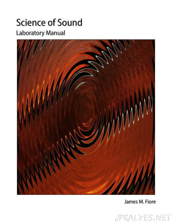Science of Sound - Laboratory Manual