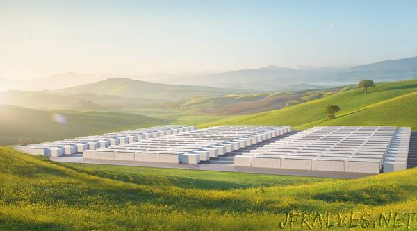 Introducing Megapack: Utility-Scale Energy Storage