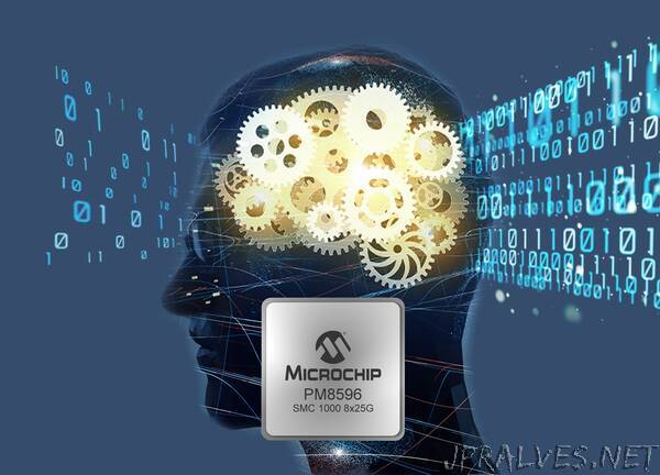 Microchip Enters Memory Infrastructure Market with Serial Memory Controller for High-performance Data Center Computing