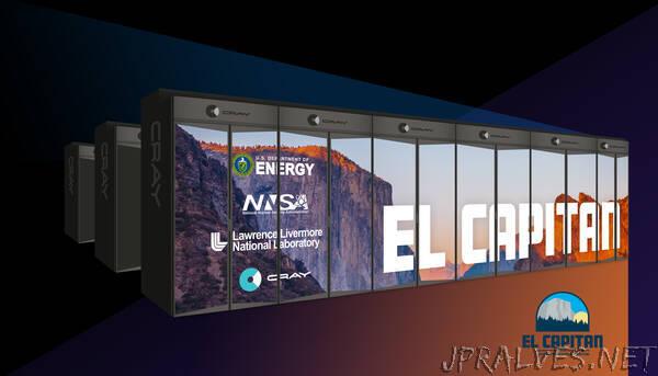 Cray Announces Third Exascale Supercomputer Win