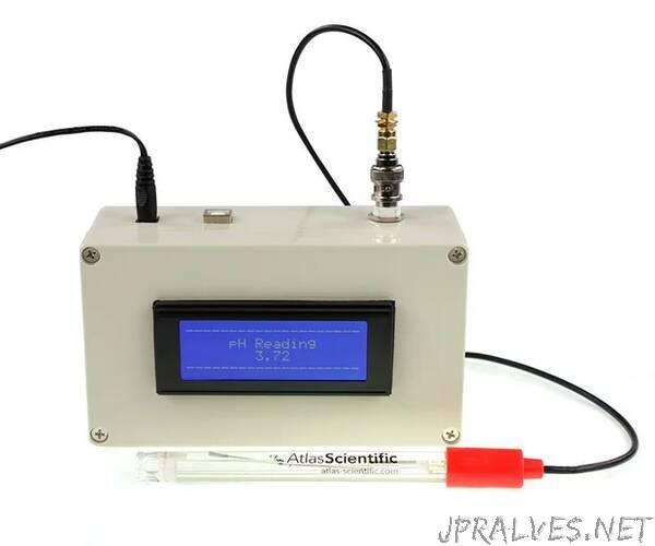 Arduino PH Meter