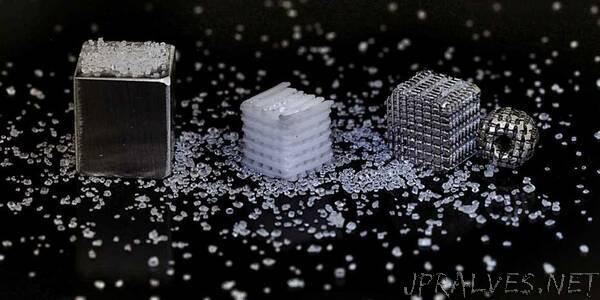 3D printed salt template for bioresorbable bone implants
