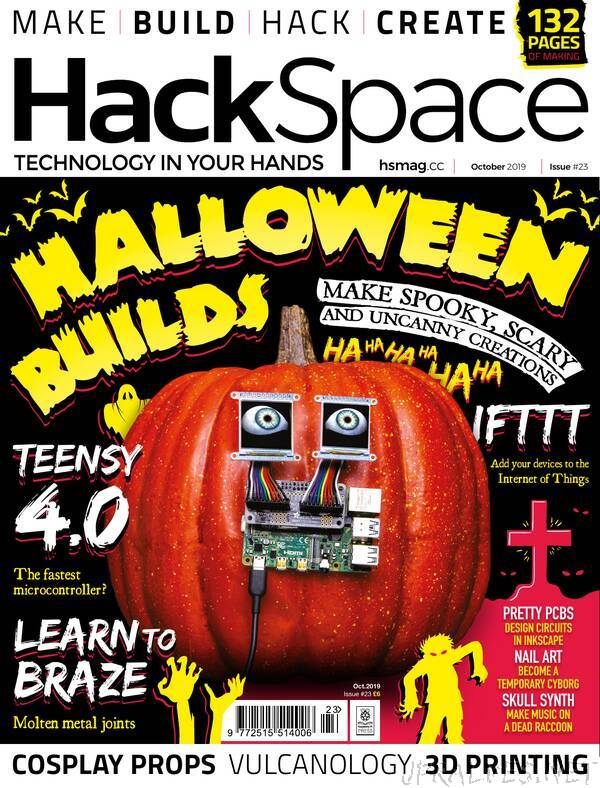HackSpace magazine #23