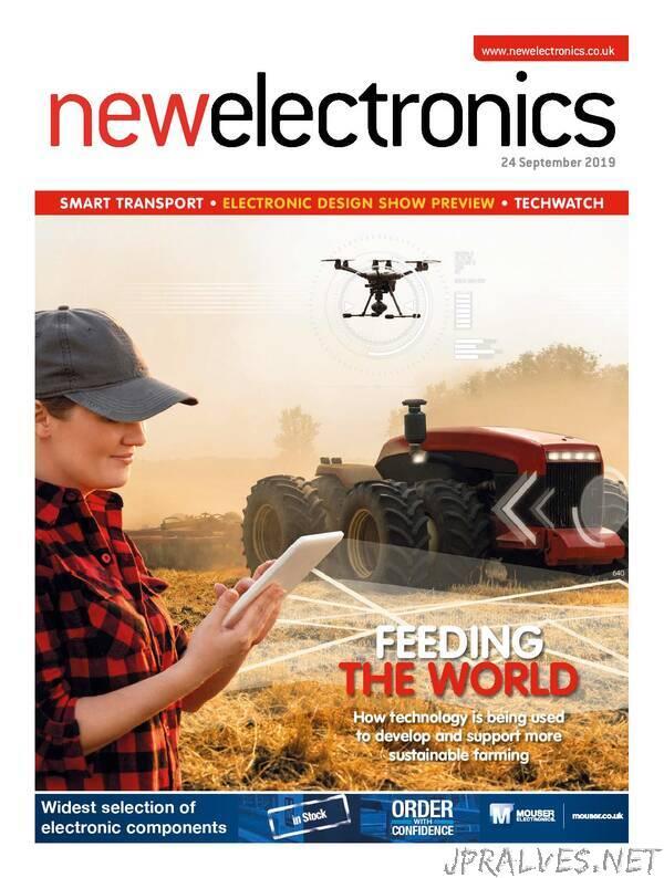 newelectronics 24 Setembro 2019