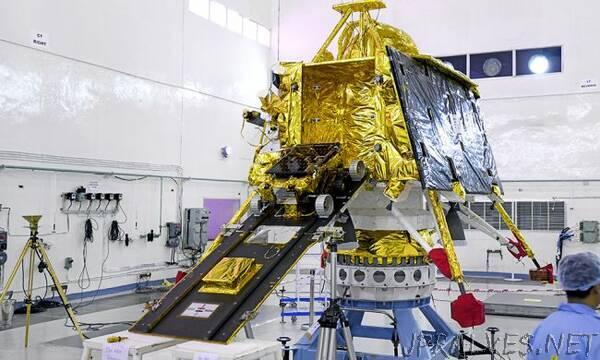 India's Chandrayaan-2 Moon Orbiter Releases Vikram Lunar Lander