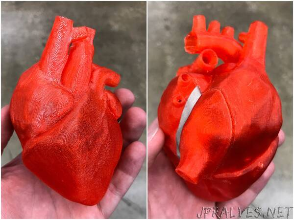 Capacitive Touch Pulsing Heart