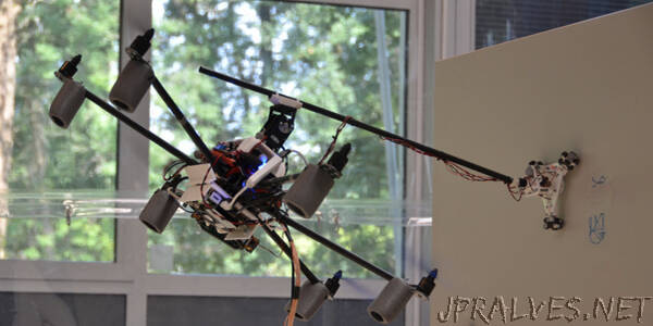 More and more dangerous tasks to be performed by drones