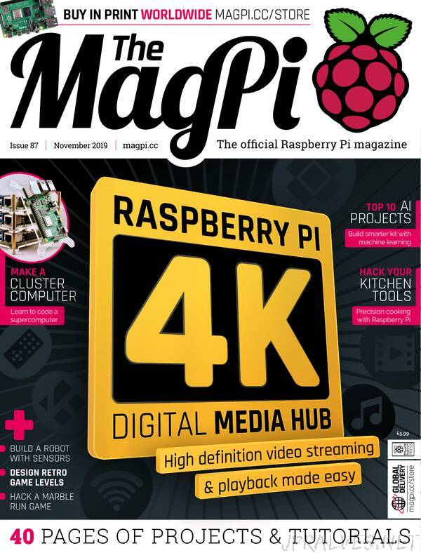 The MagPI 87