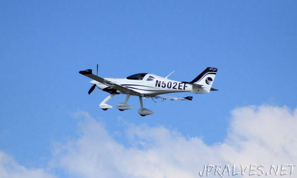 Lithium-Sulfur Battery Project Aims to Double the Range of Electric Airplanes