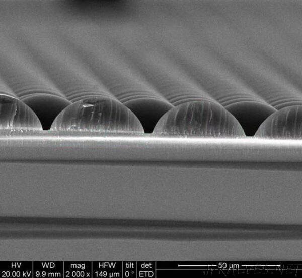 Nano technology breakthrough enables conversion of infrared light to energy