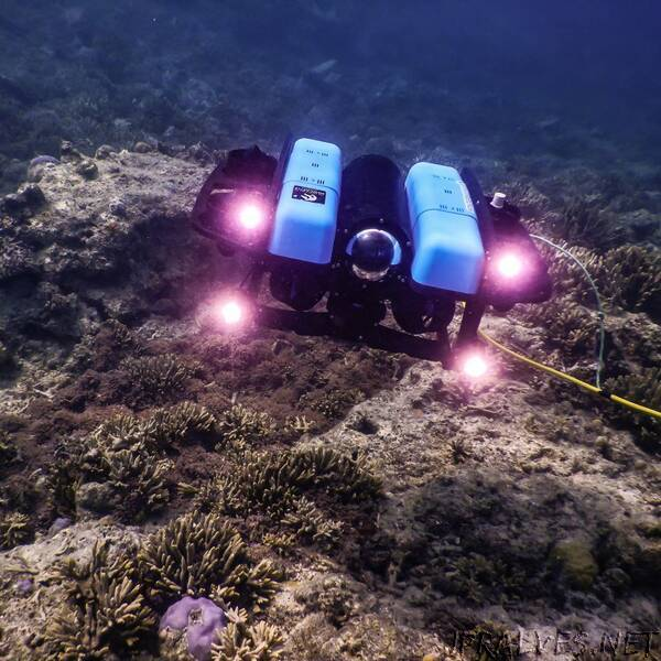New monitoring technique lets your Remotely Operated Device do the snorkelling