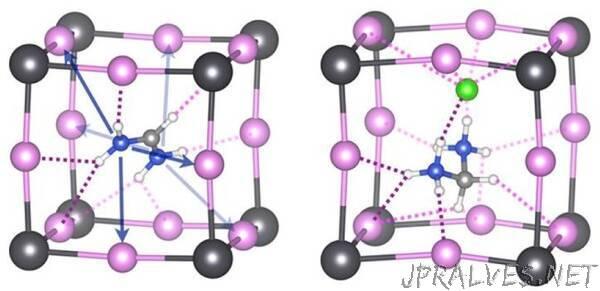 Pushing perovskite solar stability