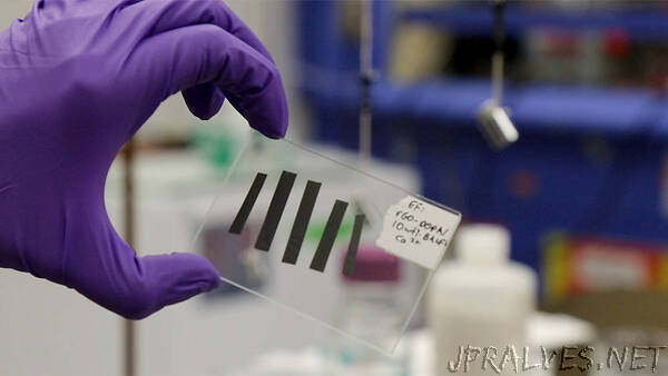 New electrodes could increase efficiency of electric vehicles and aircraft
