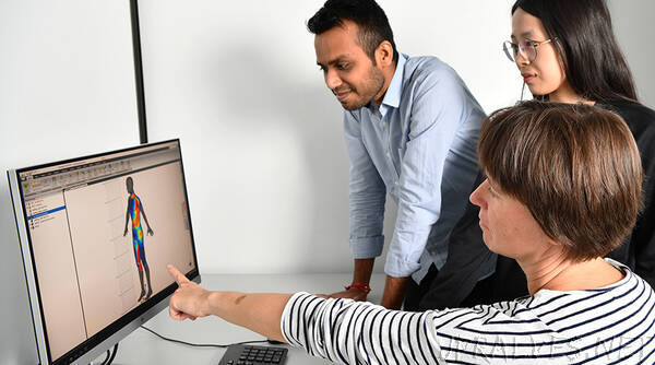 Software to speed up clothing development