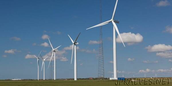 Wind energy in need of further development