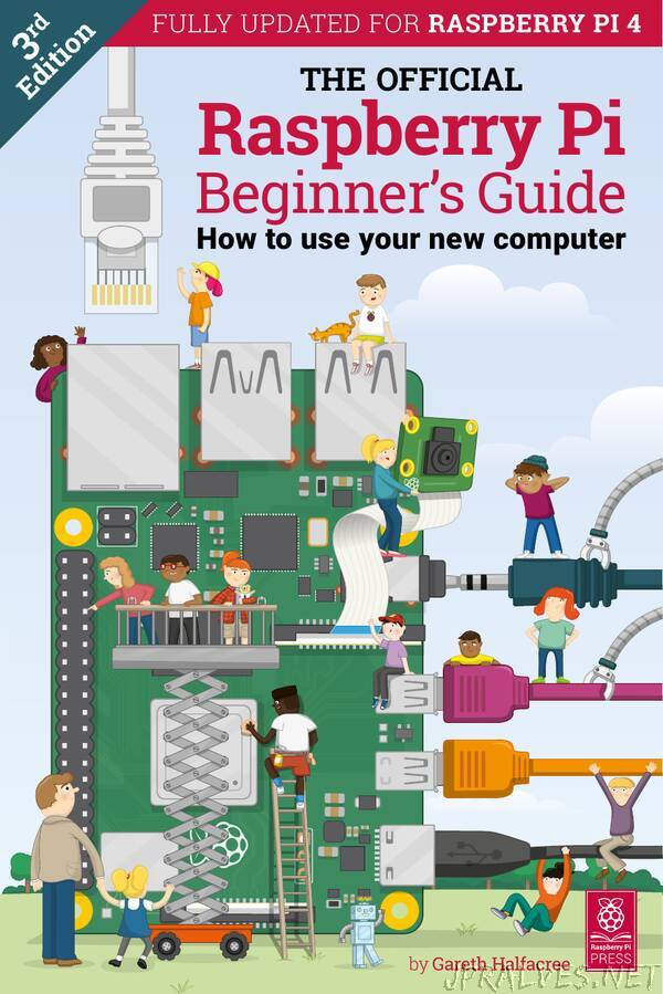 Raspberry Pi Beginner's Guide v3