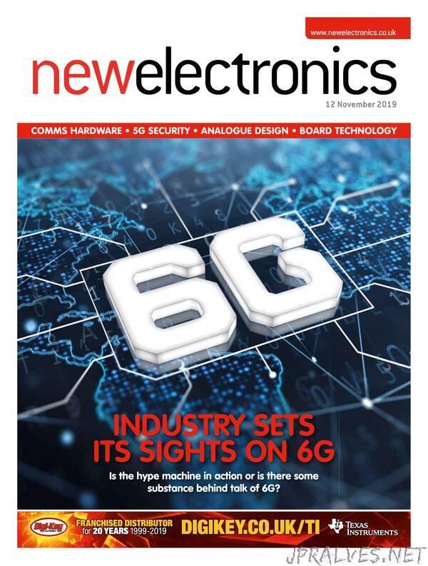 newelectronics 12 Novembro 2019