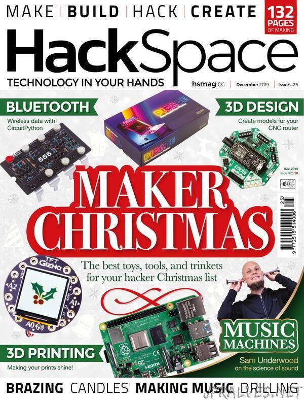 HackSpace magazine #25
