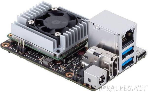 ASUS & Google Team Up for 'Tinker Board' AI-Focused Credit-Card Sized Computers