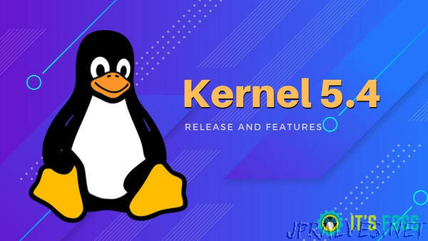 Linux Kernel 5.4 Released With Kernel Lockdown, ExFAT Support & Improvements to AMD Radeon Graphics