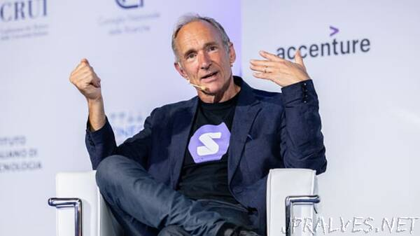 Web creator Tim Berners-Lee launches plan to 'fix' the internet