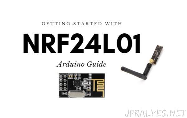 NRF24L01: Getting started, Arduino guide