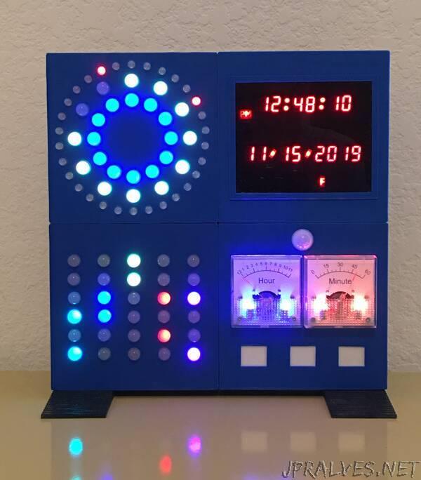 Crazy Clock 4