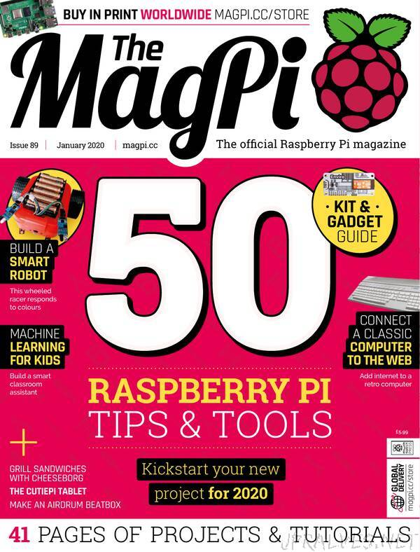 The MagPI 89